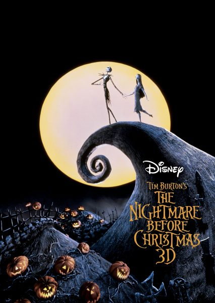 The Nightmare Before Christmas, released in 1993.