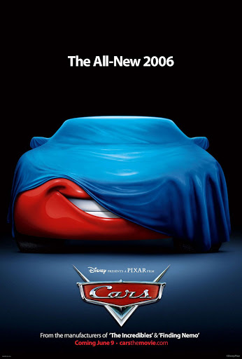 Cars, released in 2006.