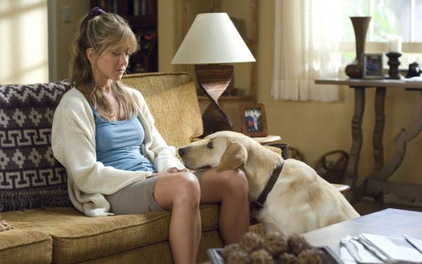 Marley and Me, released in 2008.