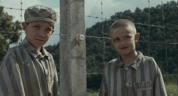 The Boy in the Striped Pyjamas, released in 2008.