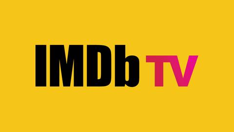 IMDb TV yellow logo