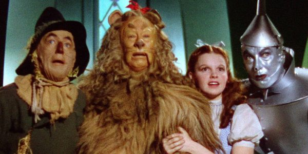The Wizard of Oz, released in 1939.