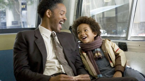 The Pursuit of Happyness, released in 2006.
