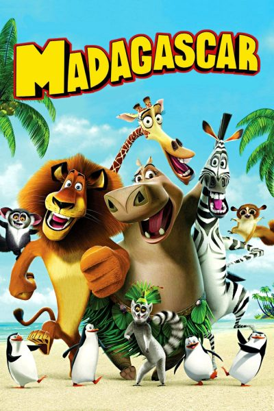 Madagascar, released in 2005.