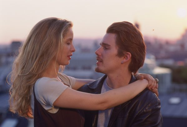 Before Sunrise, released in 1995.