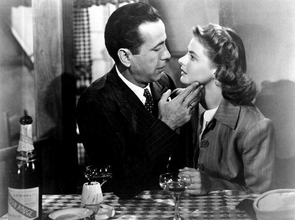 Casablanca, released in 1942.