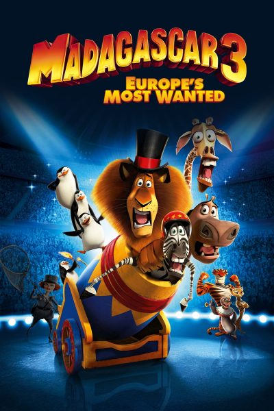 Madagascar 3, released in 2012.