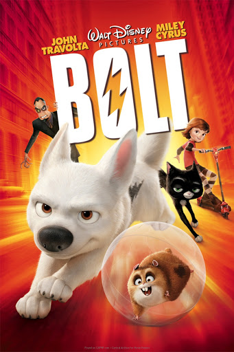 Bolt, released in 2008.