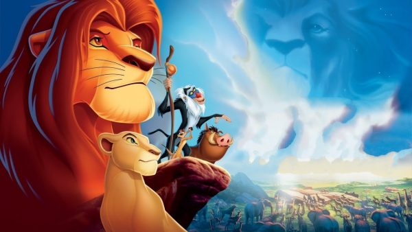 The Lion King, released in 1994.