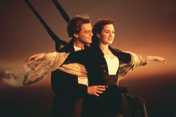 Titanic, released in 1997.