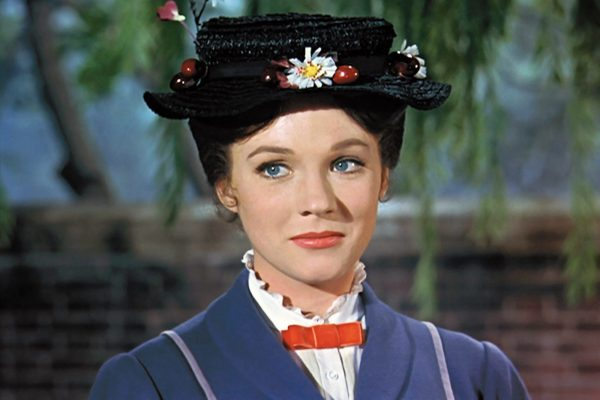 Best kids movie: Mary Poppins, released in 1964.