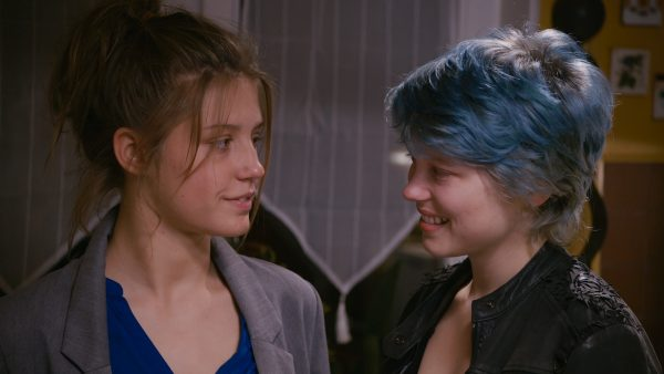 Blue is the Warmest Color, released in 2013.