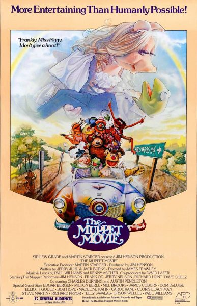 The Muppet Movie, released in 1979.
