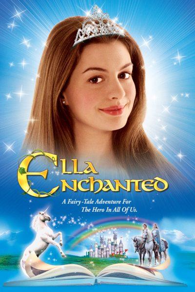 Best Kids Movie: Ella Enchanted, released in 2004.