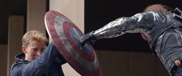 Captain America: The Winter Soldier, released in 2014.