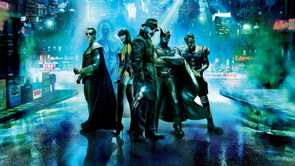 Watchmen, released in 2009.