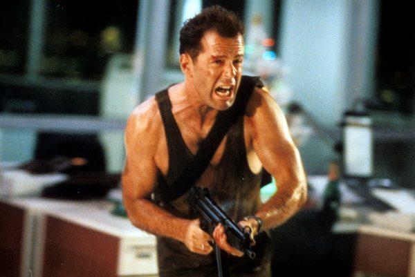Die Hard, released in 1988.