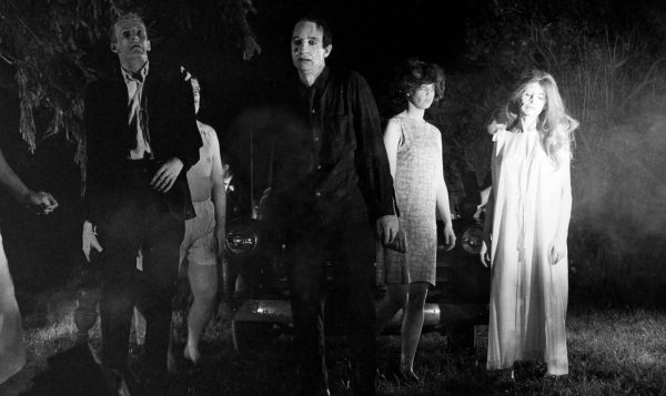 Night of the Living Dead, released in 1968.