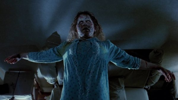 The Exorcist, released in 1973.