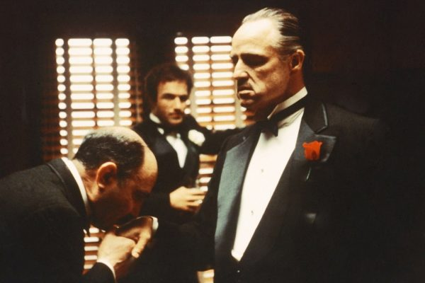 The Godfather, released in 1972.