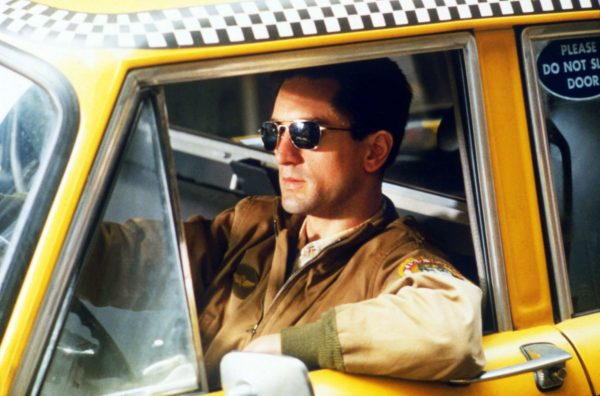 Taxi Driver, released in 1976.