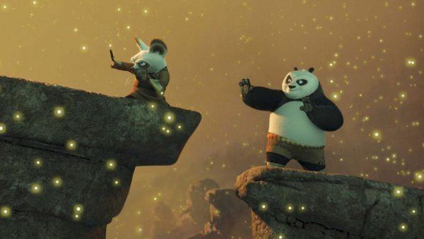 Kung Fu Panda, released in 2008.