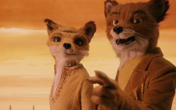 Fantastic Mr. Fox, released in 2009.