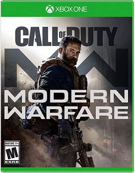 Call of duty modern warfare xbox games
