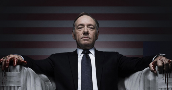 House of Cards is a Netflix classic.