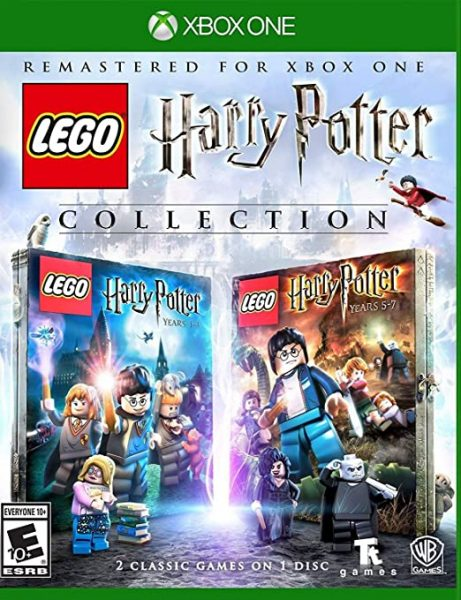 Harry Potter Lego Xbox games