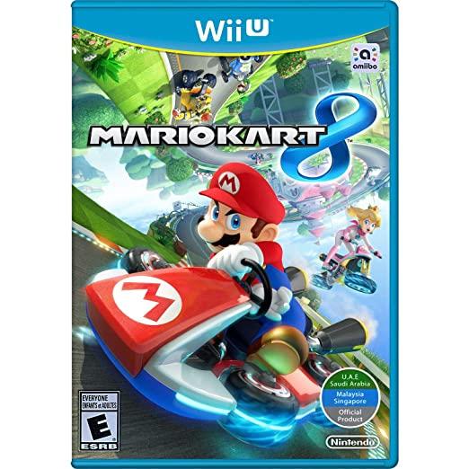 Mario Kart 8 Wii U games
