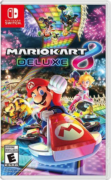 Mario Kart Deluxe 8 Switch games
