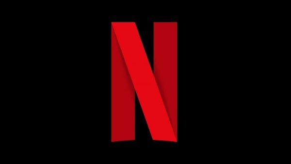 The official logo of Netflix.