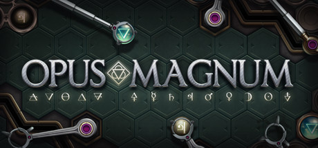 Opus Magnum best single player pc games