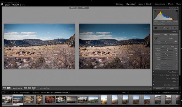 Adobe Lightroom Presets