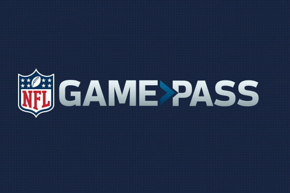 NFL Game Pass Logo for watching NFL live stream online