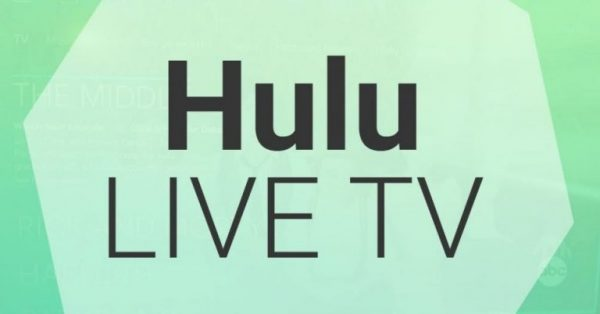 Hulu + Live for watching NFL live stream online