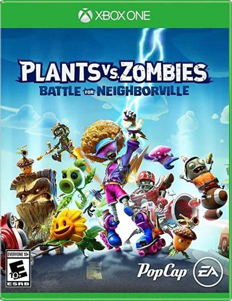 Plant vs zombies Xbox games