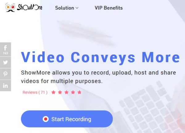 showmore homepage: how to download videos from reddit