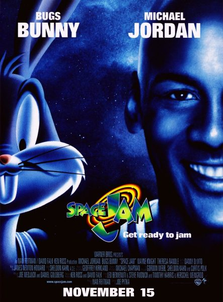 Space Jam, released in 1996.