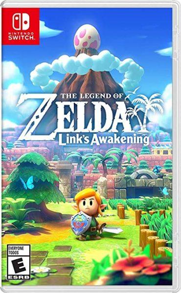 The Legend of Zelda Link's Awakening Nintendo Switch