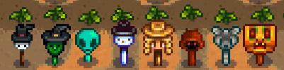 Tiny Scarecrow Stardew Valley Mods