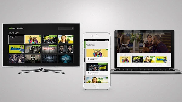 Hulu is available on many devices