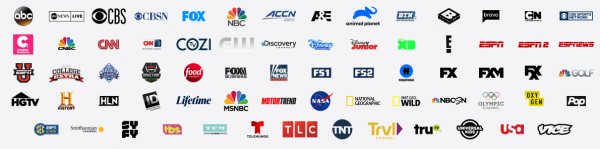 These are the channels you will find on Hulu