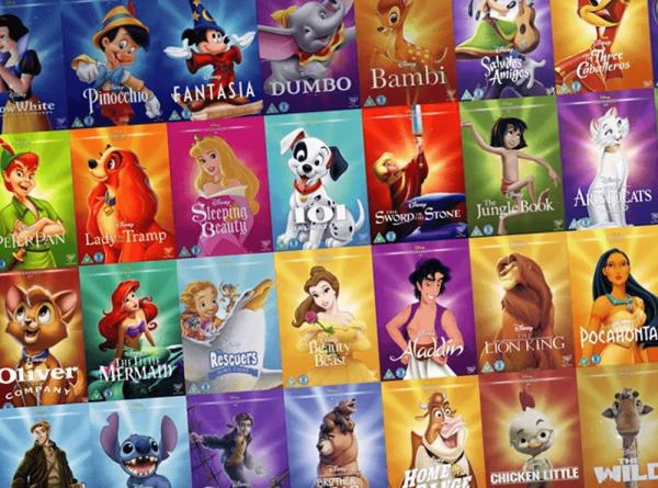 Disney has decades of back catalog on Disney Plus.