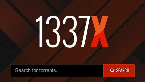 1337, a torrent site for downloading games.