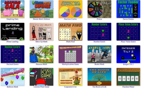 Hooda Math Games