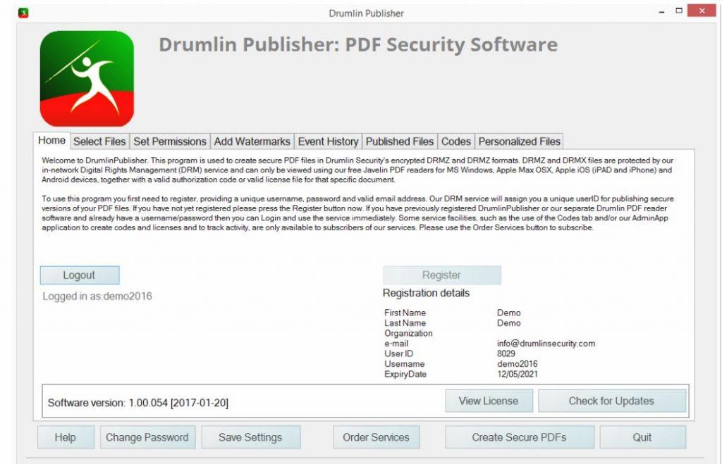 Javelin PDF Reader