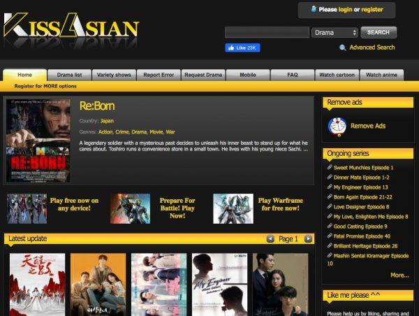KissAsian, 123movies alternative