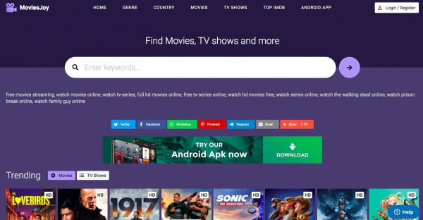 15 Best 123movies Alternatives In 2020 Unblocked Robots Net
